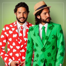 Suits & Opposuits Costumes